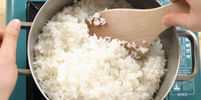 Έλεγχος ορίων αρσενικού στο ρύζι και σε παιδικές τροφές ρυζιού