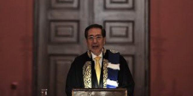 Ο Άρθουρ Λι αναγορεύτηκε επίτιμος διδάκτορας του ΕΚΠΑ