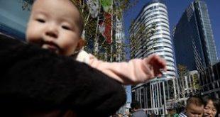 Πάνω από 17 εκατ. μωρά γεννήθηκαν στα κινεζικά νοσοκομεία το 2017