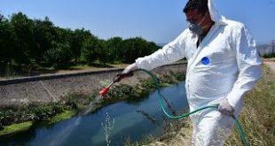 Συνεχίζονται οι δράσεις καταπολέμησης των κουνουπιών από την Περιφ.Αττικής