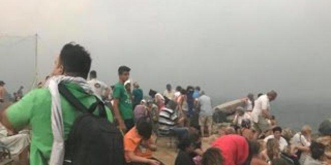Το Λιμενικό απεγκλώβισε 696 άτομα από τις παραλίες και διέσωσε 19 από τη θάλασσα