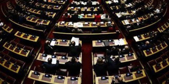 Ψηφίστηκε με ευρεία πλειοψηφία το νομοσχέδιο για τη αδήλωτη εργασία