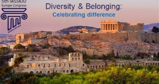 "5ο Ευρωπαϊκό Συνέδριο ""Diversity & Belonging: Celebrating Difference"""