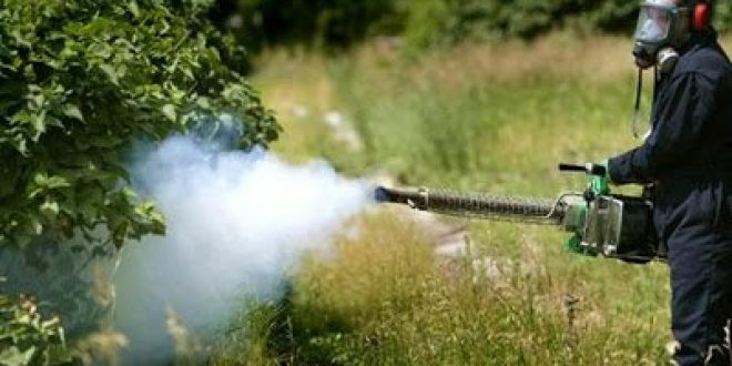 Συνεχίζονται οι ψεκασμοί για τα κουνούπια σε ρέματα της βόρειας Αθήνας